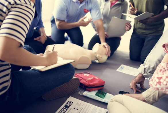My Array of Professional First Aid Training in Shropshire